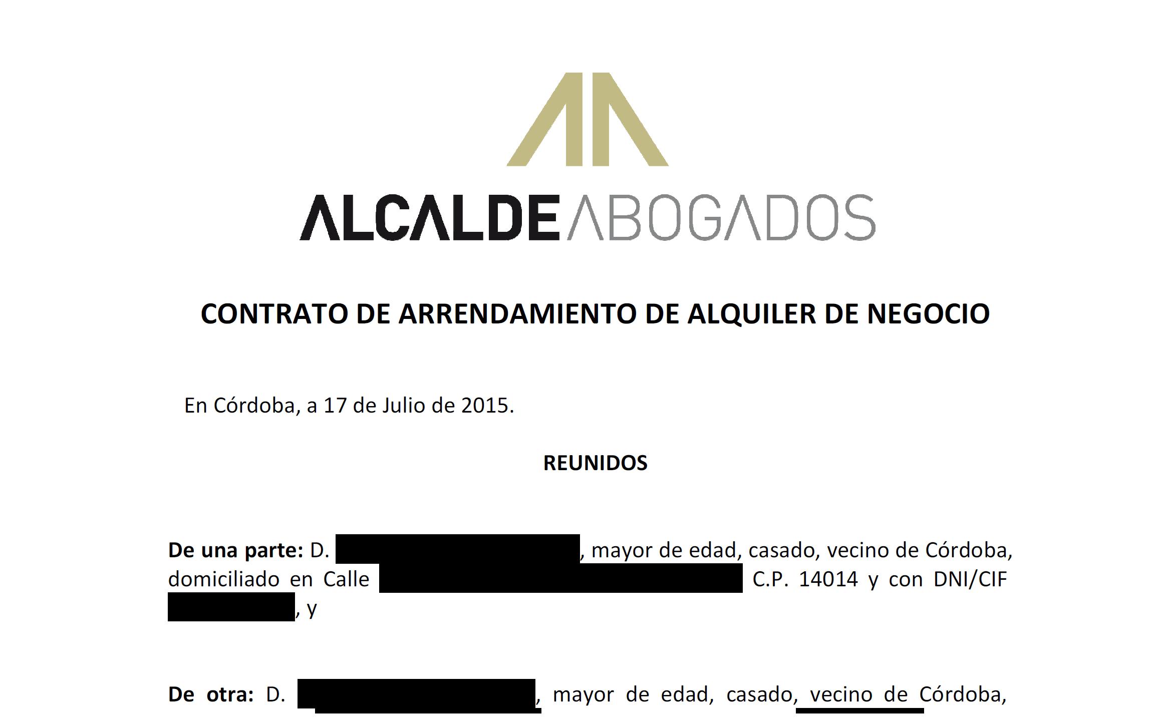COVID-19 Y EL PAGO DE LAS RENTAS POR ARRENDAMIENTO DE LOCALES